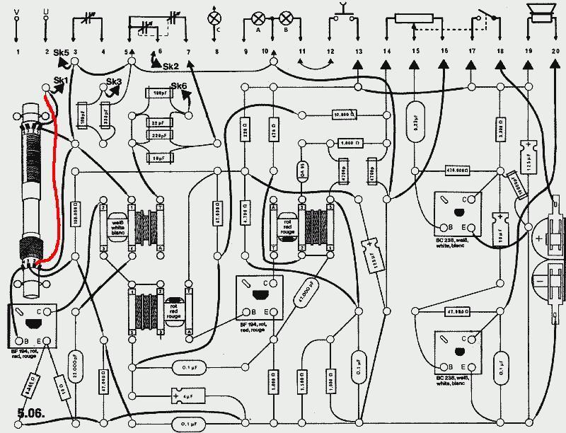Versuche EE2004/5/6: Philips/Schuco Experimentiersystem