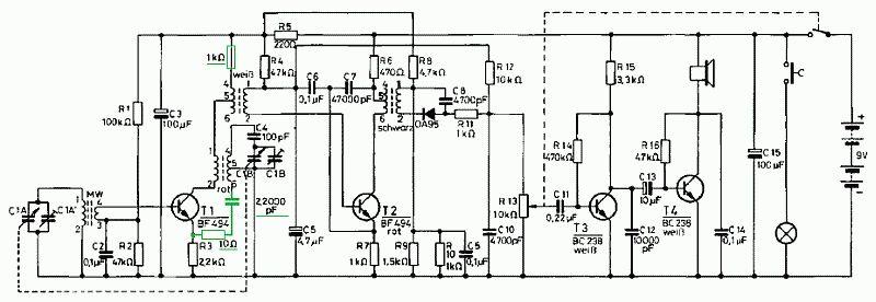 Versuche EE2005 neu: Philips/Schuco Experimentiersystem